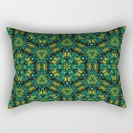 mystical garden Rectangular Pillow