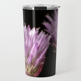 Purple clove flowers Travel Mug