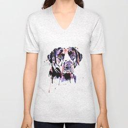 Labrador Retriever Unisex V-Neck