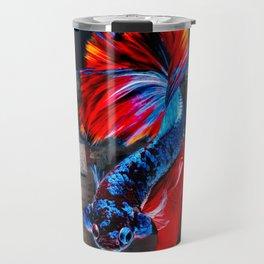 beta fish Travel Mug