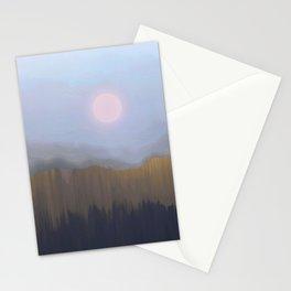 Winter Fog Stationery Cards