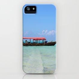 Zanzibar iPhone Case