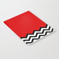 Black Lodge Dreams (Twin Peaks) Notebook