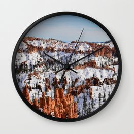 Bryce Canyon - Sunset Point Wall Clock