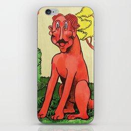 Devil Dog iPhone Skin
