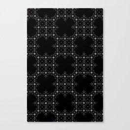xx Ultra Black print Canvas Print