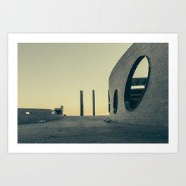 Champalimaud Foundation Art Print