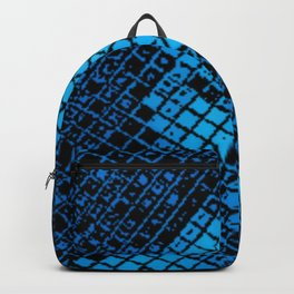 Tile Face Backpack