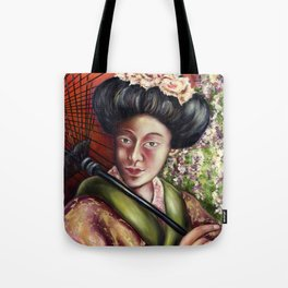 Nadeshiko Tote Bag