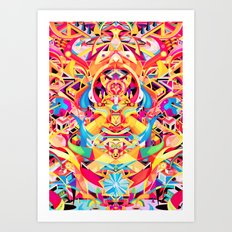 vinochromie Art Print