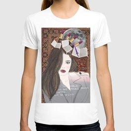 Intelligence and Beauty  T-shirt