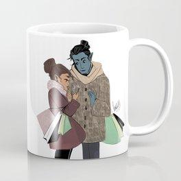Ronnie and Elia Coffee Mug