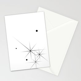 Silent Explosions Stationery Cards