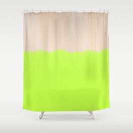 Sorbet II Shower Curtain