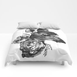 Fawn & Flora I Comforters