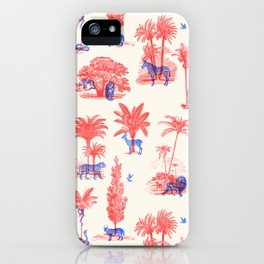 Where they Belong - Bright Colors iPhone Case
