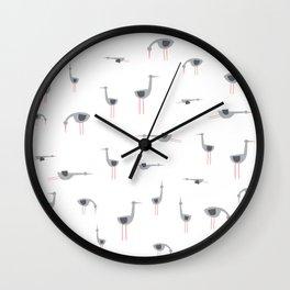 stork Wall Clock