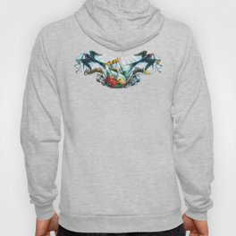 Memento Mori (latin: remember that you have to die) Hoody