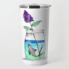A Curious Jar Travel Mug