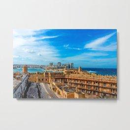 Europe Landscape Metal Print