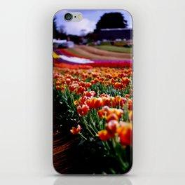 Tulip Festival iPhone Skin