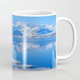 Ice Lake Iceland Coffee Mug