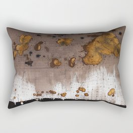 Expresso Head and the Coffee Clouds Rectangular Pillow