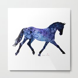 Horse (Saddleless) Metal Print