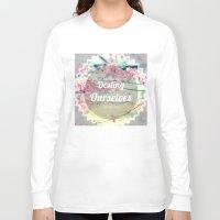 destiny Long Sleeve T-shirts featuring Destiny by Daniela Vasco