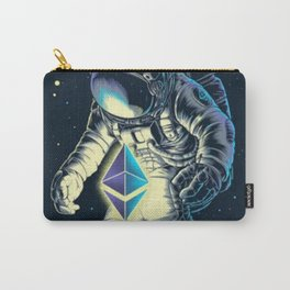 Space Ethereum - Carry-All Pouch