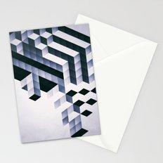 yptycyl ydyfyce Stationery Cards