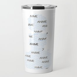 Anime Inspired Shirt Travel Mug