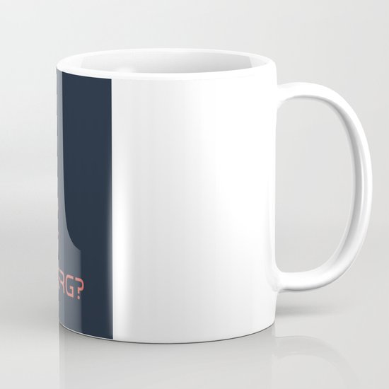 Why not Droidberg Mug