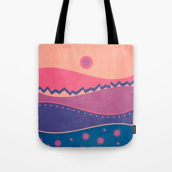 Landscape C.01 Tote Bag