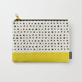 Sunshine x Dots Carry-All Pouch