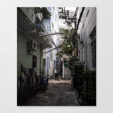 38 Canvas Print