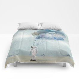 Space Walk Comforters
