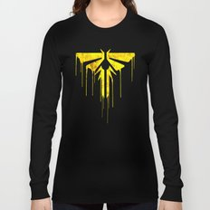 The Last Of Us Fireflies (Yellow) Long Sleeve T-shirt
