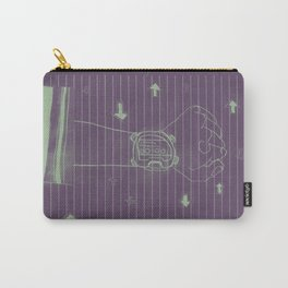 talkin about visions. Carry-All Pouch
