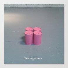 Variation Number 4 (photo) Canvas Print