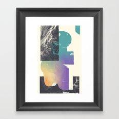 Subsonic Pt. 1 Framed Art Print