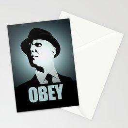 OBEY (Fringe) Stationery Cards