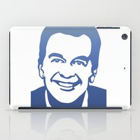 dick iPad Cases featuring Dick Clark by PSimages