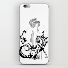 A Dragon from your Subconscious Mind iPhone & iPod Skin