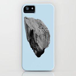 Blue Boulder iPhone Case