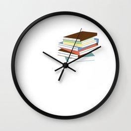 I'm an English Major You Do the Math T-Shirt Wall Clock