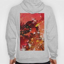 Fire Dragon Hoody