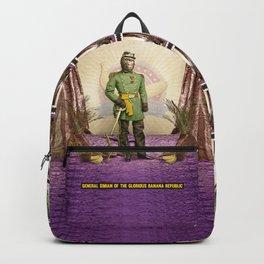 General Simian of the Glorious Banana Republic Backpack