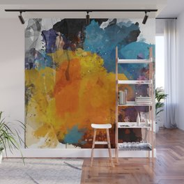 Astratto Wall Mural