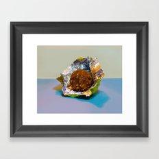 Chocolate Treat Framed Art Print